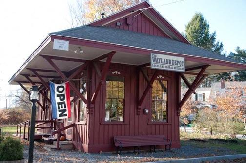 Wayland Depot