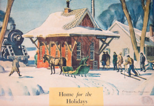 Depot illustration